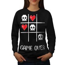 Game Nerd Computer Geek Jumper  Women Sweatshirt - $18.99