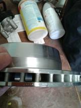 Power Stop AR8645XL Rotor Brake & Wheel Hub(jew)