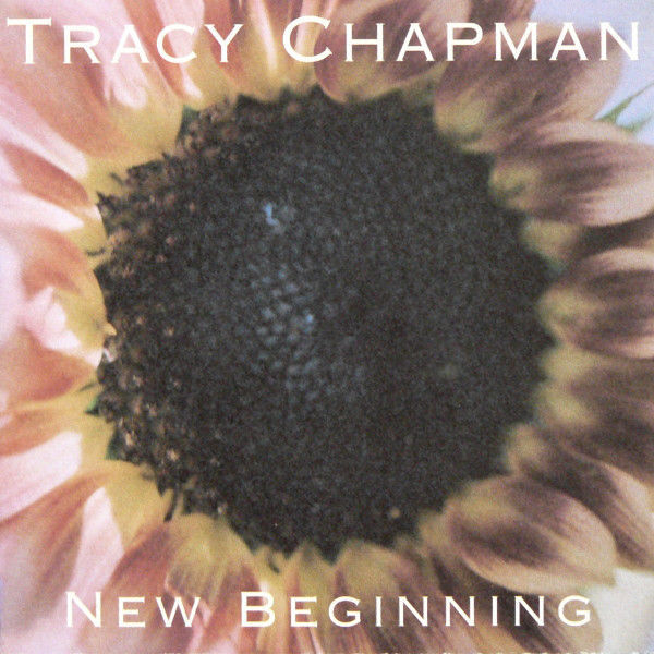 New Beginning by Tracy Chapman (CD, 1995, Elektra (Label))