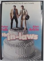 DVD  -  IN  LAWS  -  MOVIE  -  ( PETER  FALK  &  ALAN  ARKIN ) - $3.00
