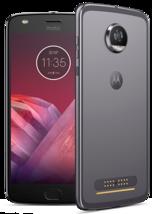 Motorola Moto Z2 Play | 4G (GSM UNLOCKED) 32GB Smartphone XT1710-01 | Lunar Gray