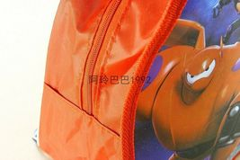 Big Hero 6 Kid Adjusted Travel Backpack Shoulder - Random Color and Design image 3
