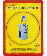 "SuperCut B79T58T4 Meat Bandsaw Blade, 79"" Long - 5/8"" Width; 4 Hook Toot... - $21.09"