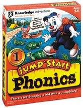 Jumpstart Phonics Learning System Ages 3-8 - $39.37