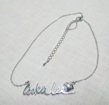 Cookie Lee Signature Necklace 16-19 inches Long - $6.00