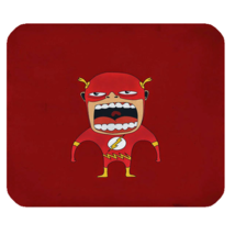 Mouse Pads The Flash Animation Cute Funny Cartoon Comic Books In Red Mousepads - $6.00