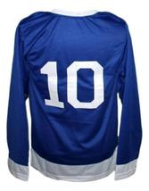 Custom Name # Toronto Arenas Retro Hockey Jersey New Blue Any Size image 2
