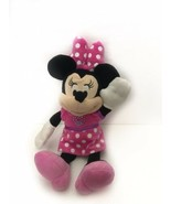 Mickey Clubhouse Minnie Mouse Singing Talking Bow-tique Song Phrases Doll Plush - $29.69