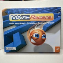 Maze Racers: The Exciting Maze Building and Racing Game. Build! Swap! Ra... - $24.99