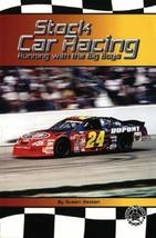 Stock Car Racing: Running with the Big Boys (Cover-To-Cover Books) [Hardcover] S