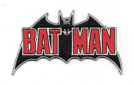 Batman 1960's Cape Comic Book Logo Embroidered Patch, NEW UNUSED - $7.84