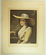 "SIR JOSHUA REYNOLDS ""Lavinia Bingham"" COUNTESS SPENCER~EDWARD GROSS CO.P... - $9.89"