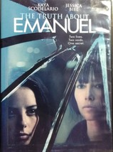 Kaya Scodelario in The Truth About Emanuel DVD - $4.95