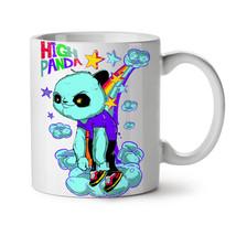 High Evil Panda China NEW White Tea Coffee Mug 11 oz | Wellcoda - $15.99