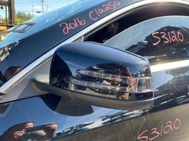 Driver Side View Mirror 117 Type Power Fits 14-16 Mercedes CLA-CLASS 529525 - $364.32