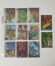 95 Fleer Ultra X-MEN Lot of 11 Individual Ungraded Trading Cards L2 - $8.59