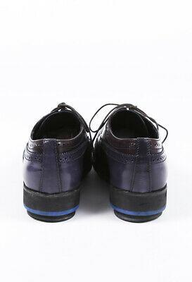 Prada Leather Platform Brogues SZ 38