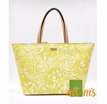 Kate Spade Tote Bag Nwt Large vinyl Purse New Shoulder Handbag Shopper - $149.00