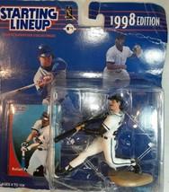 1998 Baseball Starting Lineup Rafael Palmeiro #25 Orioles - $15.43