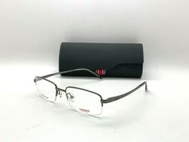 Carrera CA7474/T X93 Gunmetal 51-19-140MM Eyeglasses Case& Cloth New - $43.36