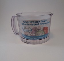 Cuisinart SmartPower Duet Replacement  Food Processor BOWL ONLY AFP-7 - $14.69