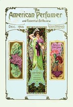 American Perfumer and Essential Oil Review, December 1910 - Art Print - $19.99+