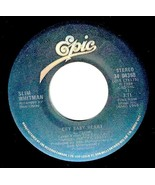 Slim Whitman Cry Baby Heart 45 rpm Blue Memories - $4.74