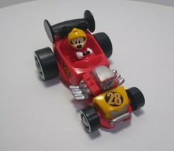 Mickey Mouse Hot Rod 28 Roadster Race Car - $7.69