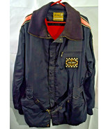 Vintage Ski-Doo Bombardier Blizzard Racing Mens Snowmobile Jacket 70's M... - $195.02
