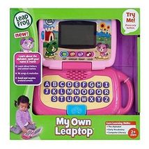 LeapFrog 19167 My Own Leaptop, Pink - €33,02 EUR