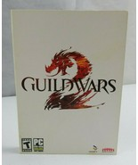 Guild Wars 2 PC DVD ROM Game Online Windows XP 2012 - $15.00
