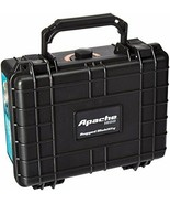 Apache Watertight Protective Hardcase with Customizable Foam Insert 9-3/16 - $29.89