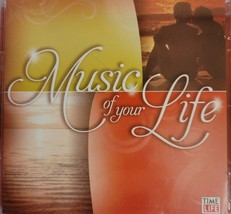 Music of Your Life Time Life 2 Disc Set   Cd image 1
