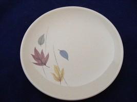 4 Franciscan Autumn Leaf Bread & Butter Plate Retro - $9.95