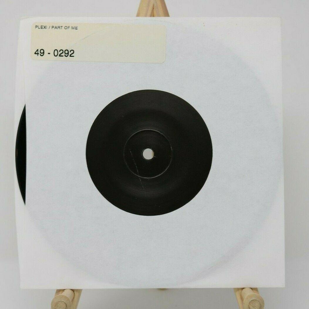 Plexi Part Of Me 1995 Sub Pop 7 Inch Vinyl Record NO RESERVE