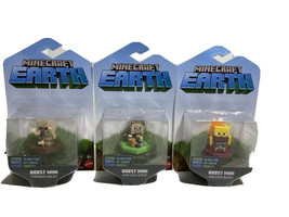6-Minecraft Earth Boost Minis New Assorted Designs W9 - $25.73