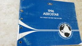 1996 Ford Aerostar Van Electrical Vacuum Manual OEM - $18.66
