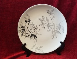 "Red Wing Midnight Rose 6 5/8"" Bread Plate - $8.90"