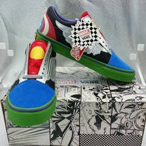 Vans x Marvel Avengers Old Skool size 7 Captain America Limited Edition... - $197.99