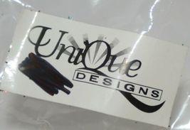 UniQue Designs Blue Glittery Decoration Pine Cones Set Of Five image 4