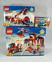 LEGO CITY CENTER 6477 AND 6478 SET BOX ONLY BONUS BOX - $14.84