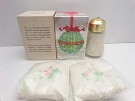 Avon Somewhere Perfumed Pillowettes Powder Sachet Set 0.9 oz Vtg New Xma... - $7.99