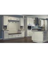 Dover White Shaker Collection JSI 10x10 kitchen cabinets, Kitchen Furniture - €1.778,21 EUR