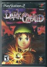 Dark Cloud (Sony PlayStation 2, 2001) (No Manual)  - $12.65