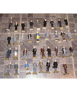 Marx Presidents Plastic Play Set Figures 1960s - £34.91 GBP