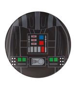 Star Wars Darth Vader Melamine 10 inch Dinner Plate, NEW UNUSED - $7.84