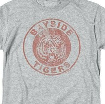 Bayside Tigers saved by the Bell Retro 80s 90s teen sitcom graphic tee NBC143 image 2