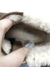 UGG Australia BENSON Buckle Sheepskin Ankle Booties 1095151 Chipmunk Waterproof image 11