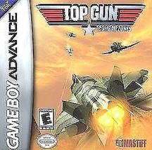 Top Gun: Combat Zones (Nintendo Game Boy Advance, 2004) - $3.85