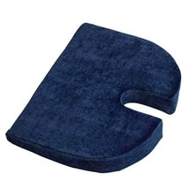 Relaxo Bak Deluxe Dual Density Cushion-Blk Nyl - $47.57